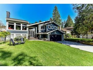 South Surrey Crescent Beach/Ocean Park 6 Bed 3.5 Bath House