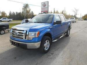 2011 Ford F-150 Supercrew XLT 4x4