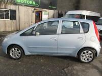 MITSUBISHI COLT 1.1 Equippe 5dr (blue) 2005