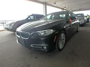 2014 BMW 528i XDrive,F.warranty,24kms, B.camera,sunroof, MINT!