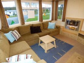 Static Caravan for sale Witton Castle, Weardale, County Durham 30 minutes from Hartlepool