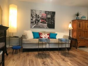Carleton Place Bridge St 1-2 bedrm FURNISHED Apt ShortTermRental