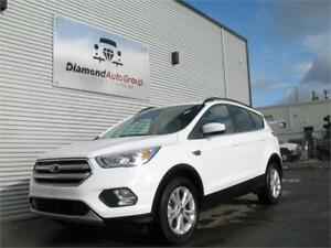 2018 FORD ESCAPE SEL 4X4 1.5L 4 Cylinder
