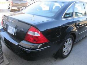 2005 Ford Five Hundred SEL AWD CLEAN CARPROOF LEATHER AIR ALLOYS