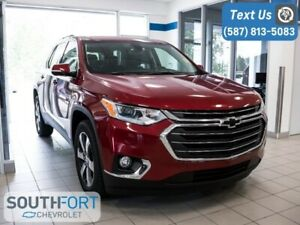 2019 Chevrolet Traverse LT True North AWD|NAV|SUNROOF|LEATHER