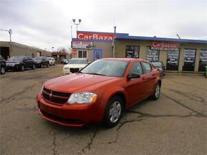 2010 DODGE AVENGER 4 CYL GREAT ON GAS EASY FINANCE AVAILABLE