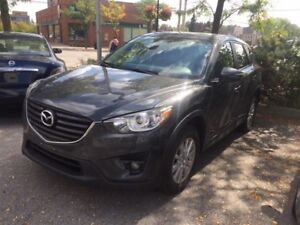 2016 Mazda CX-5 GS LEATHER*NAVIGATION*HEATED SEATS