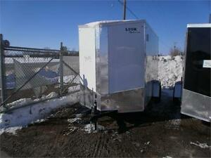 6X12 SE Enclosed Trailer