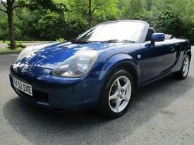 Toyota MR2 Roadster Convertible PETROL MANUAL 2002/52