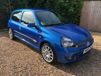 2002 Renault Clio 172 CUP - Forged Engine Build - 192 BHP - 96k Miles