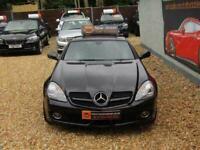 2010 Mercedes-Benz SLK 1.8 SLK200 Kompressor 2dr Convertible Petrol Automatic