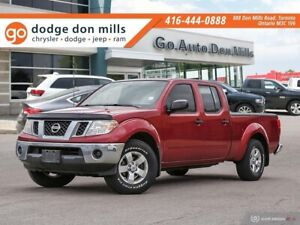 2011 Nissan Frontier SV 4x4 Crew Cab 139.9 in. WB