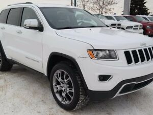2015 Jeep Grand Cherokee Limited**Heated Front & Rear Seats**Hea