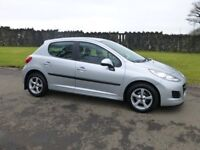 2011 PEUGEOT 207 1.4 HDI 5 DR URBAN ONLY 20 POUNDS ROAD TAX FULL SERVICE HISTORY