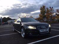 Audi S5 4.2 V8 57 plate Black