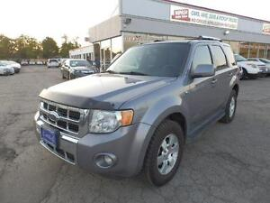 2008 Ford Escape LIMITED,NAVIGATION,BLUETOOTH,LEATHER,SUNROOF