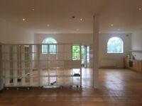 Creative Open Plan Studio Space in Peckham