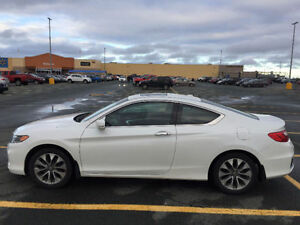 2013 Honda Accord Coupe - Selling at Lease end price! Great buy!