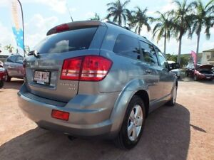 2011 Dodge Journey JC MY10 SXT Blue 6 Speed Automatic Wagon Rosslea Townsville City Preview