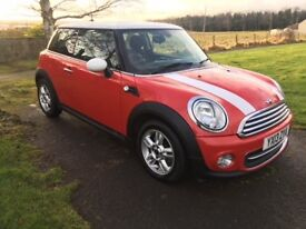 Mini Cooper Pepper 1.6 3dr Full Main Dealer Service History!