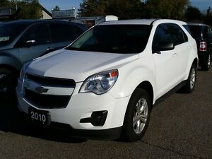 2010 Chevrolet Equinox LS ALL WHEEL DRIVE FOR THIS PRICE ! SAFET