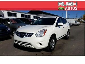2011 Nissan Rogue S FWD **LOW KM, ABS, INDEPENDENT SUSPENSION