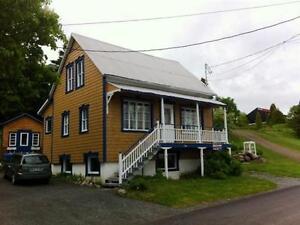 Maison à un étage et demi - Notre-Dame-du-Portage - 13014978