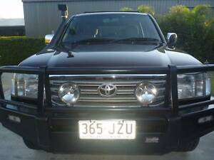 2003 Toyota LandCruiser Wagon Dundowran Fraser Coast Preview