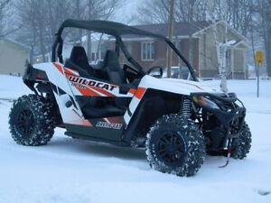 Arctic Cat wildcat trail, sport, limited parts, accessories