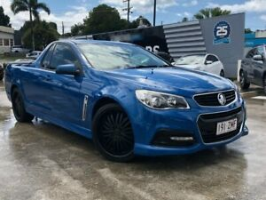 2014 Holden Ute VF MY14 SV6 Ute Perfect Blue 6 Speed Manual Utility