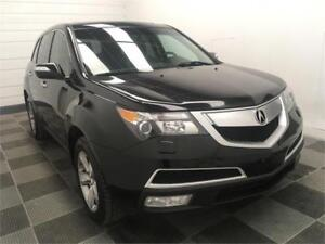 2010 Acura MDX AWD! Leather! Back-Up Cam! Power Tail Gate!