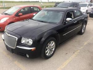 2008 Chrysler 300 C-LEATHER-SUNROOF-LOADED-ALLOYS