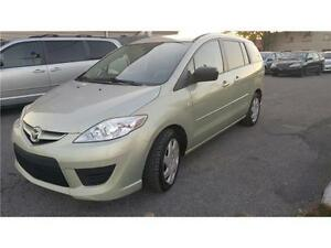 2008 Mazda MAZDA5 GS AUTOMATIC + AC  EXCELLENT CONDITION,,