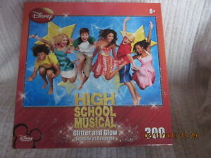 3 HIGH SCHOOL MUSICAL items All BRAND NEW