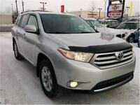 2012 Toyota Highlander,4WD 4dr, MAGS,*7passagers*