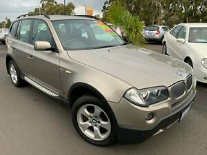 2007 BMW X3 E83 MY07 si Steptronic Gold 6 Speed Sports Automatic Wagon East Bunbury Bunbury Area Preview