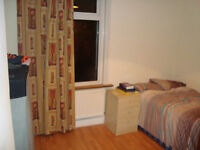 nice bright double room to rent in manor park 500/month all included 5min walk to manor park