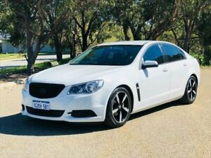 2015 Holden Commodore VF II MY16 Evoke White 6 Speed Sports Automatic Sedan Kenwick Gosnells Area Preview