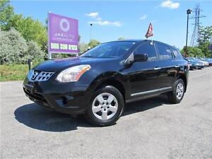 """2011 Nissan Rogue S """" 2 SET TIRES AND RIMS/WINTER/ BLUE-TOOTH"""