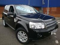 12 LANDROVE FREELANDER 2 2.2D4 XS PS //LEATHER// HEATED SEATS//