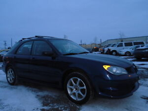 2006 Subaru Impreza 2.5i SPORT PKG--AWD--AMAZING SHAPE---5 SPEED Edmonton Edmonton Area image 3