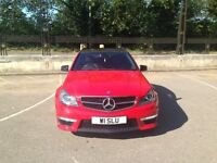 Mercedes C63 AMG Replica (not Audi, Lexus, BMW, Jaguar, ford, Vauxhall, Renault,Nissan,Peugeot)