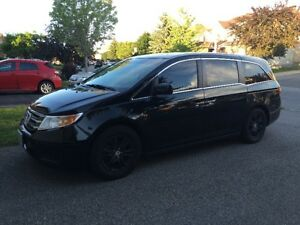 2011 Honda Odyssey EX-L Minivan, Van