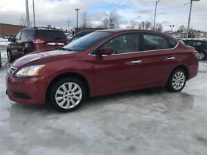 2014 Nissan Sentra 82,000KM BLEUTOOTH CRUISE CONTROL A/C