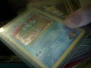 old rare pokemon cards holographics stars