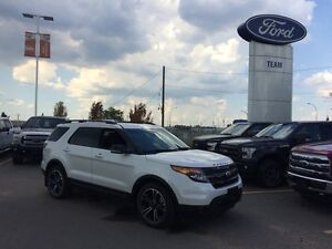 2015 Ford Explorer Sport - THIS UNIT IS GORGEOUS!