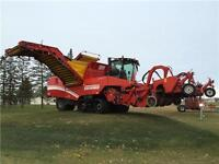 Grimme Tectron 415 Self Propelled Harvester