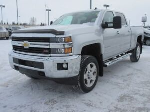 2015 Chevrolet Silverado 2500HD LTZ. Text 780-205-4934 for more
