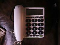 Doro PhoneEasy big button phone