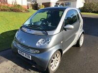 Smart Fortwo Passion, 698cc, Auto, Very Very Low Miles, 2004